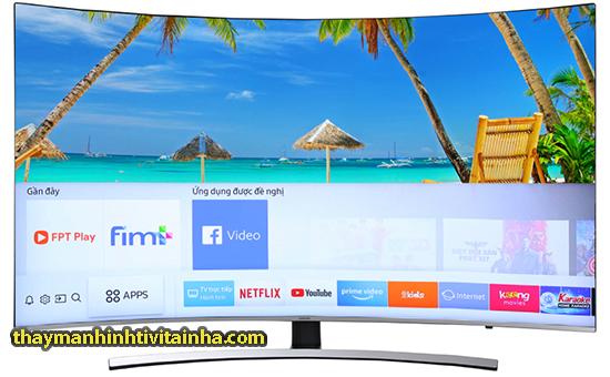 giá thay màn hình tivi samsung