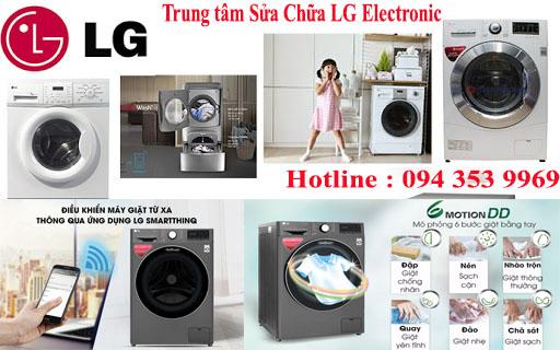 trung tâm sửa máy giặt lg inverter tại nhà