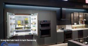 Trung Tâm Bảo Hành Tủ Lạnh Samsung